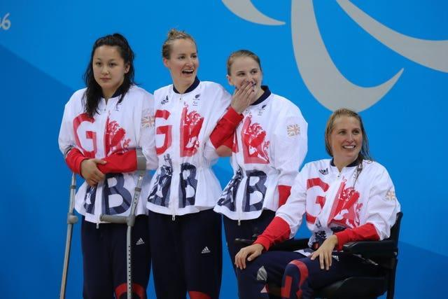 2016 Rio Paralympic Games – Day Nine