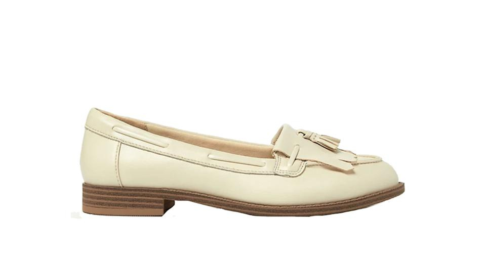 Patent Tassel Loafers