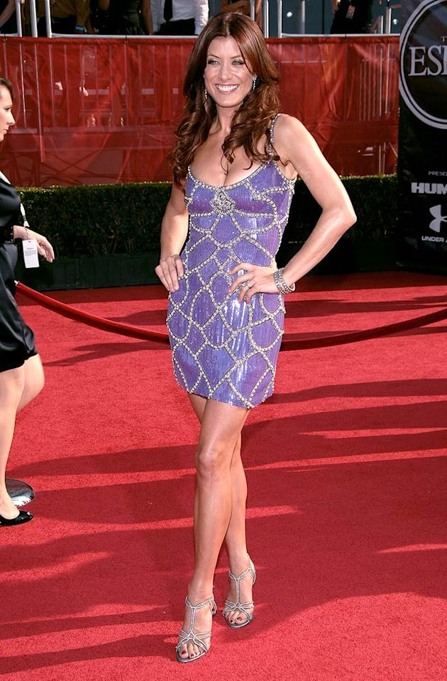 """Private Practice"" star Kate Walsh was undoubtedly one of the evening's best dressed. John Shearer/<a href=""http://www.wireimage.com"" target=""new"">WireImage.com</a> - July 16, 2008"