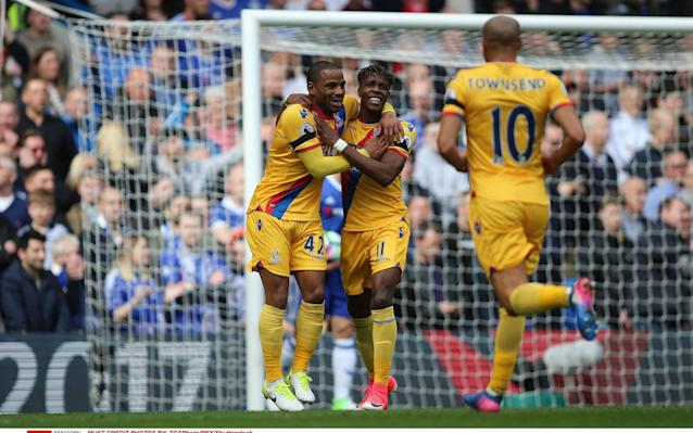 <span>Crystal Palace won at Stamford Bridge last season</span> <span>Credit: Rex Features </span>