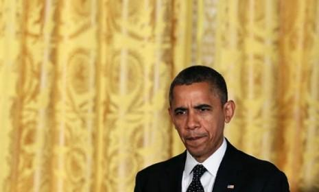 President Obama gets back to work, addressing the looming fiscal cliff on Friday.