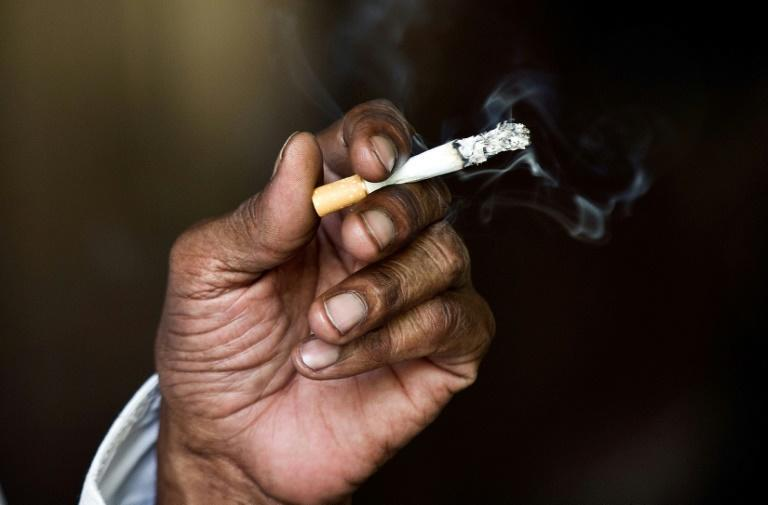 Tobacco claims some eight million lives each year from cancer and other lung diseases, a million in China alone