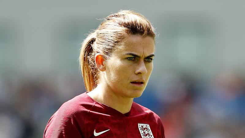 England midfielder Carney to retire after Women's World Cup