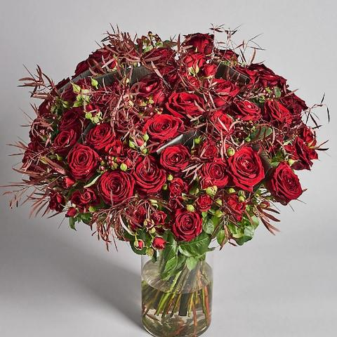 Marks and Spencer bouquet