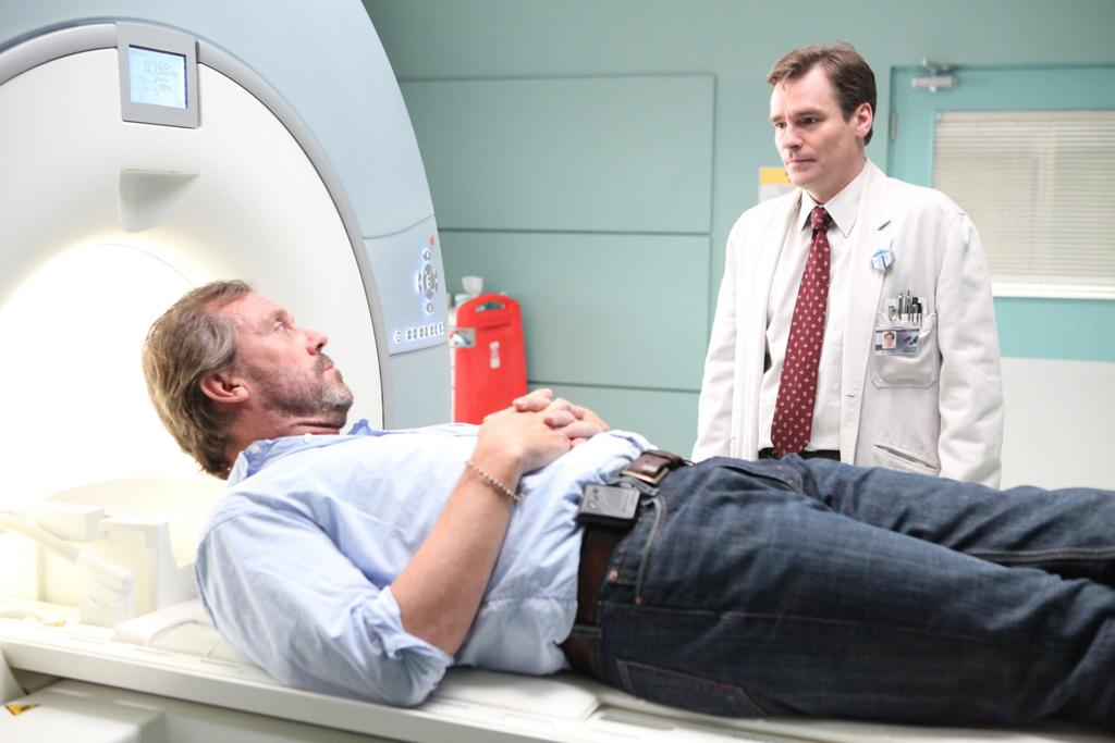 "<p><b>The MRI of Doom (""House"")</b><br><br>If we learned something from all those years at Princeton-Plainsboro, it's that you should avoid the MRI machine at all costs. That big clunky thing is either broken, an indication that you are going to die or a place where you'll have a panic attack, requiring the staff to rush in and pull you out. </p>"