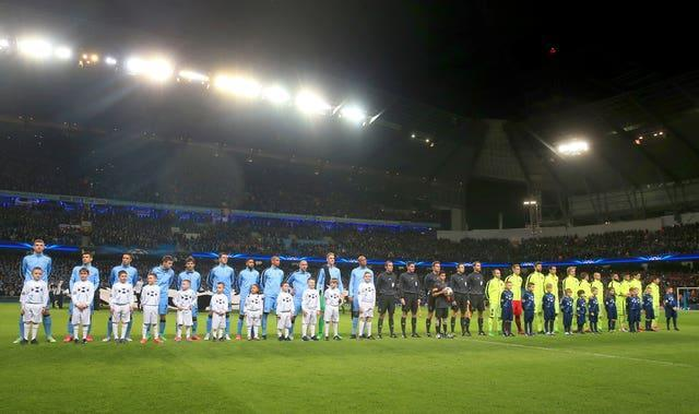 City fans have often booed the Champions League anthem - but this expresses frustration with UEFA rather than the competition itself