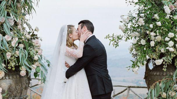 PHOTO: Photos from Kate Upton and Justin Verlander's Nov. 4 wedding appear exclusively on Vogue.com ( KT Merry/Vogue Magazine)