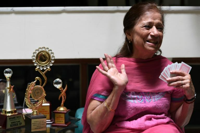 Bridge player Rita Choksi, 79, is India's oldest athlete at the Games in Jakarta