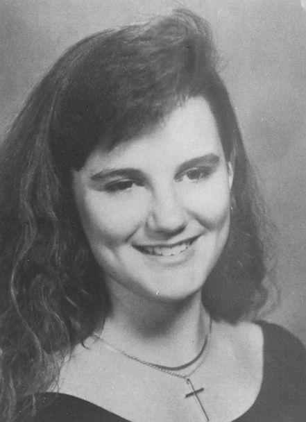 PHOTO: A high school portrait shows Christina Powell, who, along with roommate Sonja Larson were the first victims of the serial killer at the University of Florida campus. (Acey Harper/The LIFE Images Collection via Getty Images)