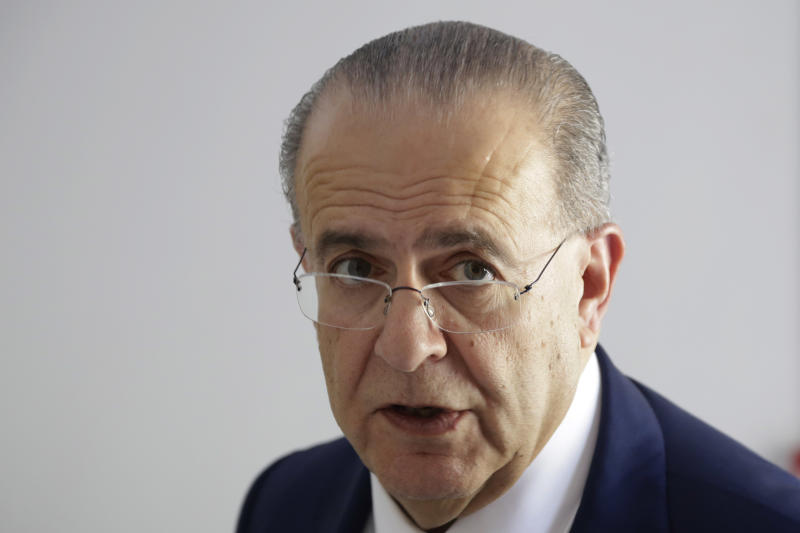 Eni executive: drilling off Cyprus could be put on hold