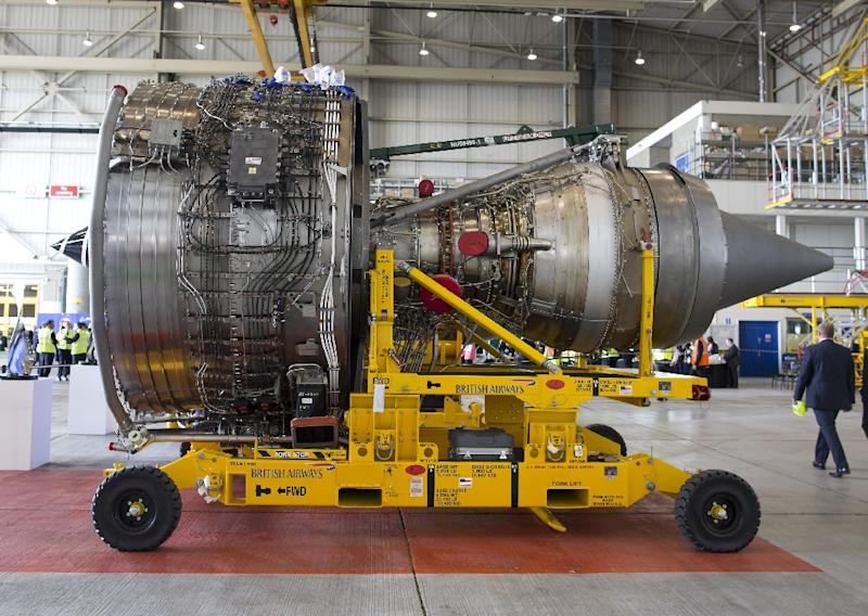 Rolls-Royce reports £2.9bn loss