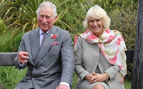 The Prince Of Wales and Duchess Of Cornwall visit New Zealand - Credit: Rob Jefferies/Getty Images