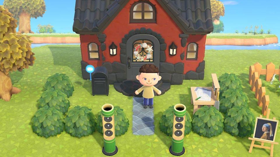 """<p>The most imaginative place you can go is entirely the creation of your child. <a href=""""https://animal-crossing.com/"""" rel=""""nofollow noopener"""" target=""""_blank"""" data-ylk=""""slk:Animal Crossing"""" class=""""link rapid-noclick-resp"""">Animal Crossing</a> (played on the Nintendo Switch) is a social simulation video game where participants can build their own island, decorate their own home and even create their own outfits. If your extended family can't be together, host an event on Animal Crossing. </p><p>Over the summer, there were countless weddings, graduation parties and barbecues bringing real life friends and family together in this virtual world. It's the perfect escape from reality and you'll be amazed how much your child learns from the game as they assume the role of mayor on their island. </p>"""