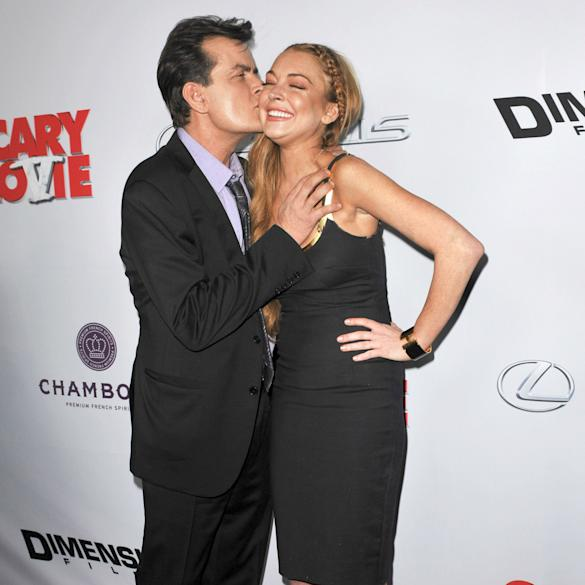 Charlie Sheen's Ex Brooke Mueller 'Copies Lindsay Lohan And Switches Rehab Centres'