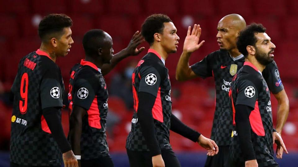 Ajax Amsterdam v Liverpool FC: Group D - UEFA Champions League | Dean Mouhtaropoulos/Getty Images