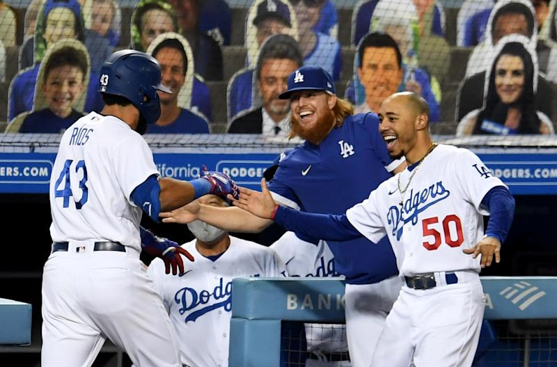 The Dodgers remain baseball's No. 1 team. (Photo by Keith Birmingham/MediaNews Group/Pasadena Star-News via Getty Images)