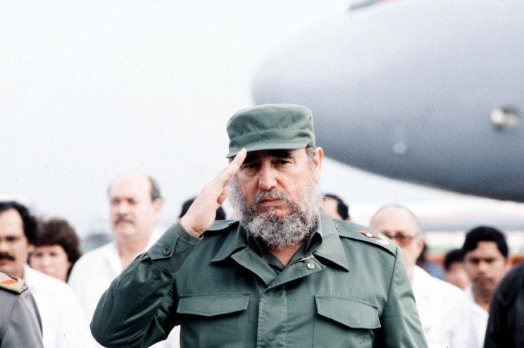 Fidel Castro, former president of Cuba, died on November 25, 2016. Photo from Getty Images.