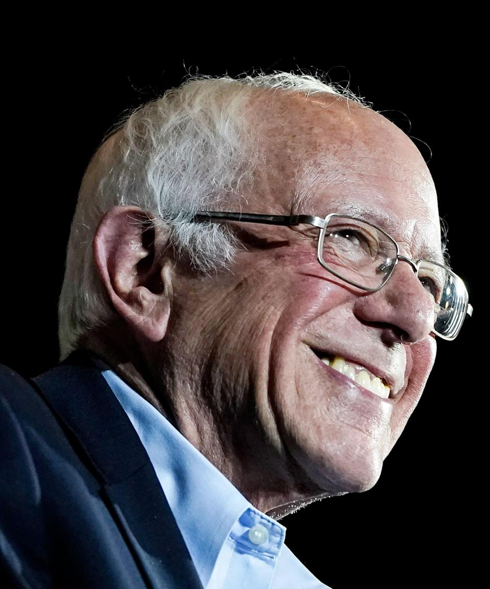 """<h3><strong><h2>Bernie Sanders</h2></strong></h3><br>Born in Brooklyn to a Jewish working-class family, Bernie Sanders has held his Jewish values close throughout his career. Sanders <a href=""""https://www.youtube.com/watch?v=i7r5FINbFLM"""" rel=""""nofollow noopener"""" target=""""_blank"""" data-ylk=""""slk:has proudly said"""" class=""""link rapid-noclick-resp"""">has proudly said</a>, """"Being Jewish is essential to who I am,"""" and has shown his commitment to that identity through his community-centered politics, echoing the Jewish practice of """"tikkun olam,"""" otherwise known as dedication to repairing the world through social justice. <br> <br>Sanders's career has been built on Jewish values like this, rooted in supporting the most marginalized and disadvantaged, including <a href=""""https://www.refinery29.com/en-us/2020/04/9670136/bernie-sanders-drop-out-progressive-agenda-loss"""" rel=""""nofollow noopener"""" target=""""_blank"""" data-ylk=""""slk:sick and disabled people"""" class=""""link rapid-noclick-resp"""">sick and disabled people</a>, the elderly, and <a href=""""https://www.motherjones.com/politics/2019/08/bernie-sanders-criminal-justice-policy-announcement-prisons-police/"""" rel=""""nofollow noopener"""" target=""""_blank"""" data-ylk=""""slk:people who are incarcerated"""" class=""""link rapid-noclick-resp"""">people who are incarcerated</a>. After his 2020 presidential run, Sanders also came closer to being America's first Jewish president than anyone has come in America's history, helping to pave a path for other Jewish presidential hopefuls. <span class=""""copyright"""">Photo: Drew Angerer/Getty Images.</span>"""