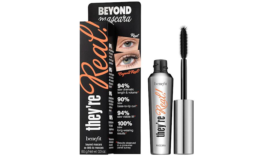 best mascara: Benefit They're Real!