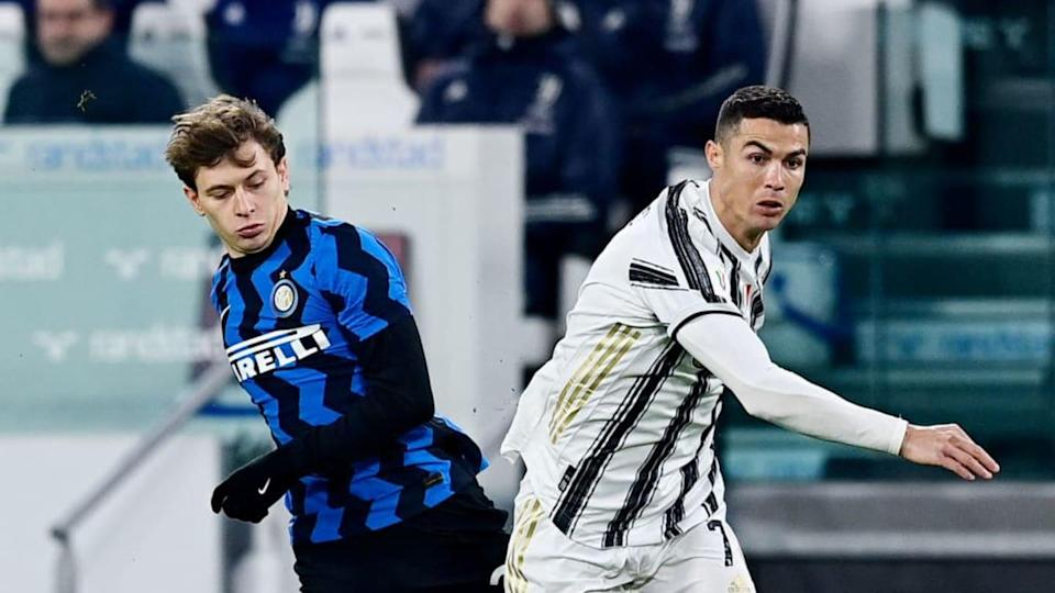 Inter-Juve | Soccrates Images/Getty Images