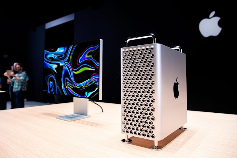 Apple Seeks Mac Pro Parts Tariff Exclusion After Move to China