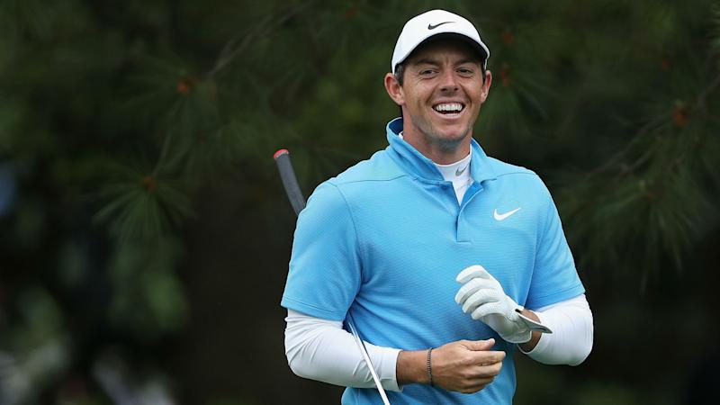 Reed leads at halfway point of Masters