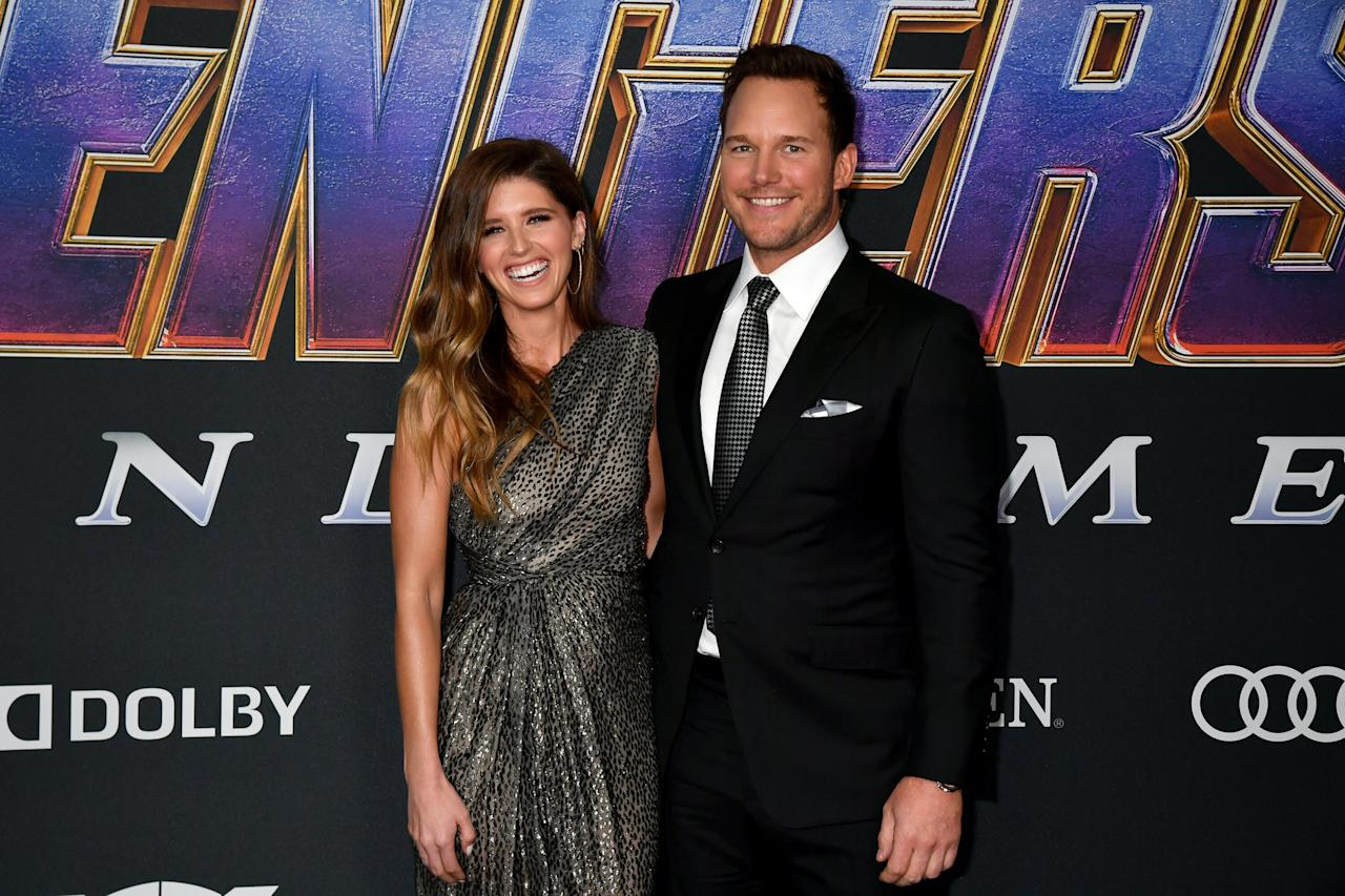 """<strong>""""She has changed my life for the better in so many ways. My heart, my soul, my son I feel are all so safe with her. She's a great stepmom. She's, God willing, going to be a great mom one day.""""</strong>  — Chris Pratt, hinting that he and wife Katherine Schwarzenegger are <a href=""""https://people.com/movies/chris-pratt-says-katherine-schwarzenegger-will-be-great-mom/"""">hoping to expand their family</a> together at some point,onE!'s<em>In the Room</em>"""