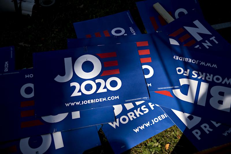 Biden Campaign's Field Organizers Join Teamsters Union