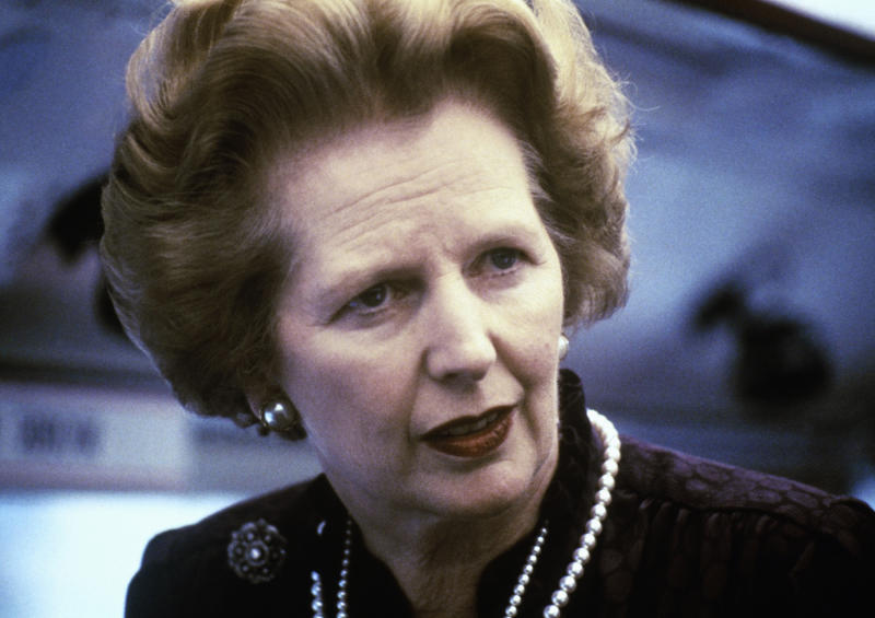 Margaret Thatcher, Iron Lady, dead at 87