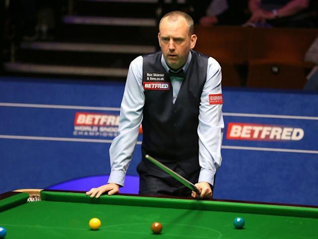 World Snooker Championship: Mark Williams hits out at World Snooker over 'beef' after not being allowed to see his son