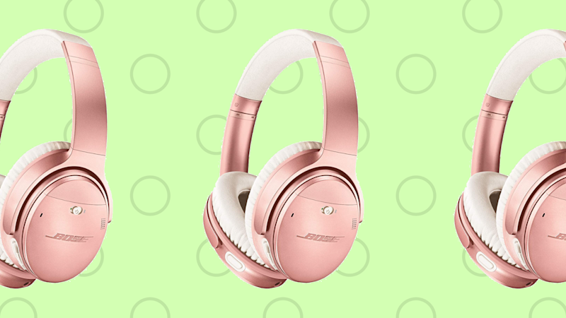 Save 33 on Bose's most popular noise-canceling headphones. (Photo: Bose)