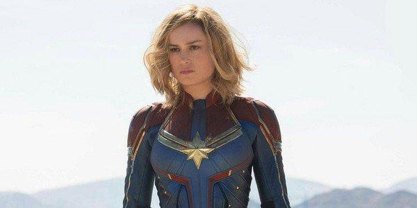 Brie Larson thought she was too anxious to take on the titular role (Image by Marvel Studios)