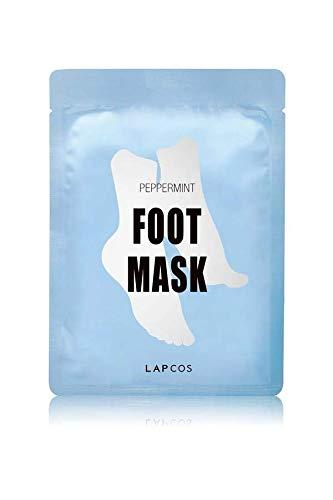 """<h3>LAPCOS Foot Mask<br></h3><br>Ever since I first included this precious gem in a previous iteration of the R29 <a href=""""https://www.refinery29.com/en-us/what-to-buy-with-100-dollars"""" rel=""""nofollow noopener"""" target=""""_blank"""" data-ylk=""""slk:Shopping team's monthly under-$100 MVPs"""" class=""""link rapid-noclick-resp"""">Shopping team's monthly under-$100 MVPs</a>, this $6 foot mask has exploded in popularity (which fills my heart and feet with joy.) This minty treat truly feels like a spa day for your barkin' dogs — it really refreshes their rougher skin like nothing else I've tried. <br><br>They're exactly like a sheet mask, but for your feet: all you need to do is just slip 'em on, wait 10-15 minutes, remove, rub in any excess serum, and enjoy rejuvenated tingly toes.<br><br><strong>Final Verdict: Cart (ASAP)</strong><br><br><strong>LAPCOS</strong> Foot Mask, $, available at <a href=""""https://amzn.to/2CYqQpg"""" rel=""""nofollow noopener"""" target=""""_blank"""" data-ylk=""""slk:Amazon"""" class=""""link rapid-noclick-resp"""">Amazon</a>"""
