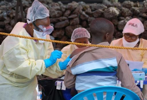 DR Congo receives second Ebola vaccine