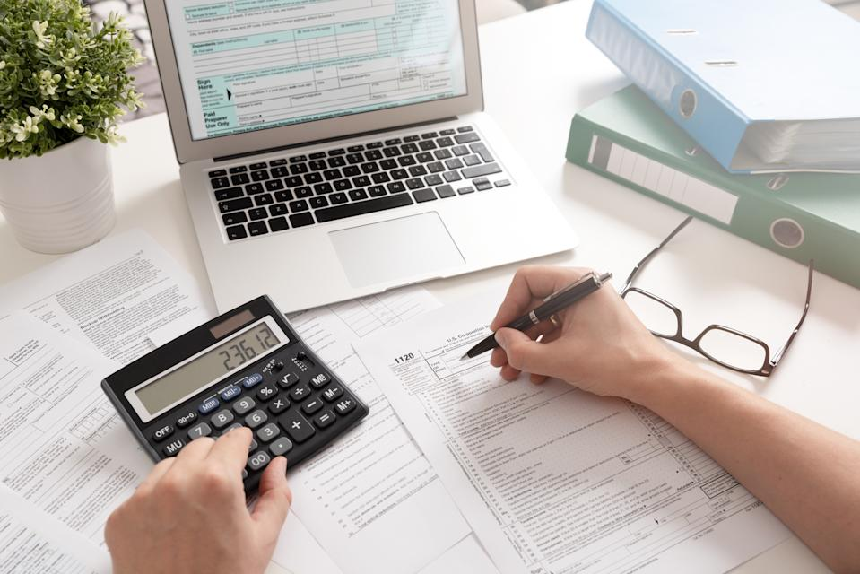 Tax advisers suggest filing self assessment returns before deadline. Photo: Getty