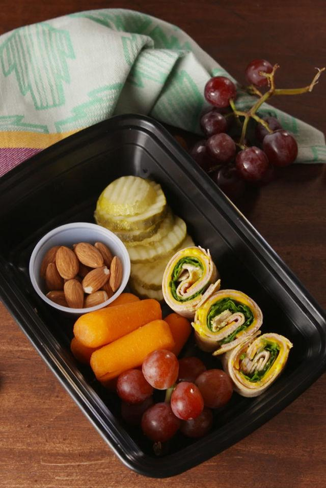 """<p>Skip the Starbucks line and make your own bistro box at home.</p><p>Get the recipe from <a rel=""""nofollow"""" href=""""http://www.delish.com/cooking/recipe-ideas/recipes/a54909/bistro-box-recipe/"""">Delish</a>.</p>"""