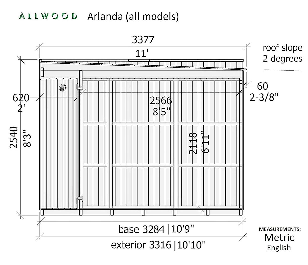 Amazon sells a DIY tiny house kit you can build yourself in