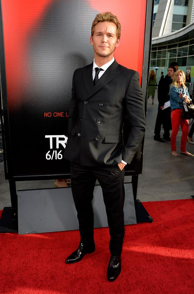 HOLLYWOOD, CA - JUNE 11: Actor Ryan Kwanten attends the premiere of HBO's 'True Blood' Season 6 at ArcLight Cinemas Cinerama Dome on June 11, 2013 in Hollywood, California. (Photo by Frazer Harrison/Getty Images)