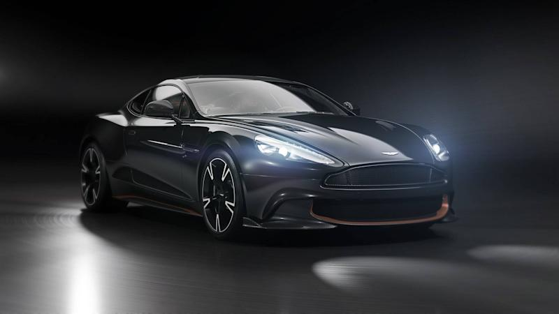 Who Would Buy Aston Martin Vanquish Drawings For Million - How many aston martin dbs were made