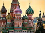 <p>Moscow has lots of beautiful must-see attractions, like the numerous stunning subway stations more akin to the fanciest hotels than any NYC subway stop. But St. Basil's stands out from everything else with its intricate multi-colored facade and complex architecture.</p>