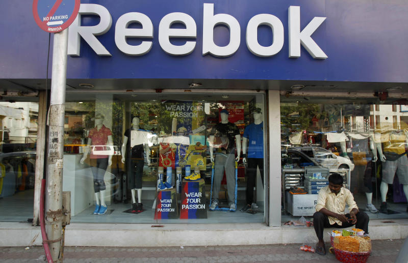 Indian police investigate  158M Reebok fraud 06c309489