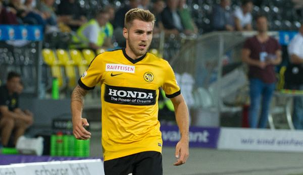 Fussball International: Schick mit Siegtor für Young Boys Bern