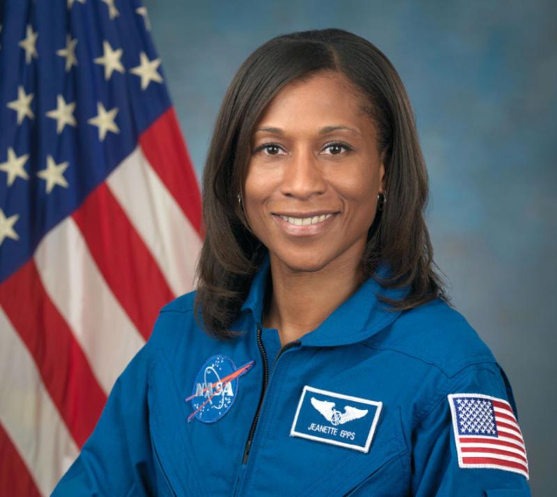 Jeanette Epps adds 'first Black woman on a NASA ISS crew' to her list of firsts