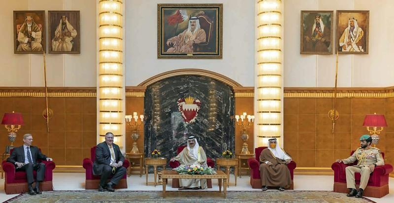 Bahrain becomes latest Arab nation to recognize Israel