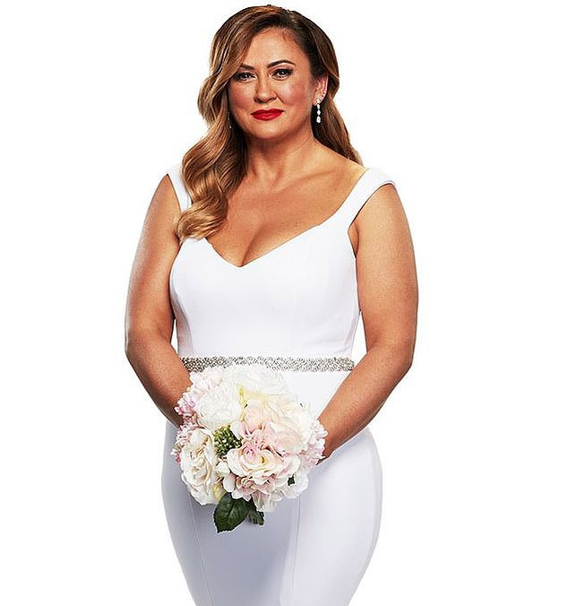 Married at First Sight portrait Mishel Meshes Only Fans page revealed leaving fans of show shocked