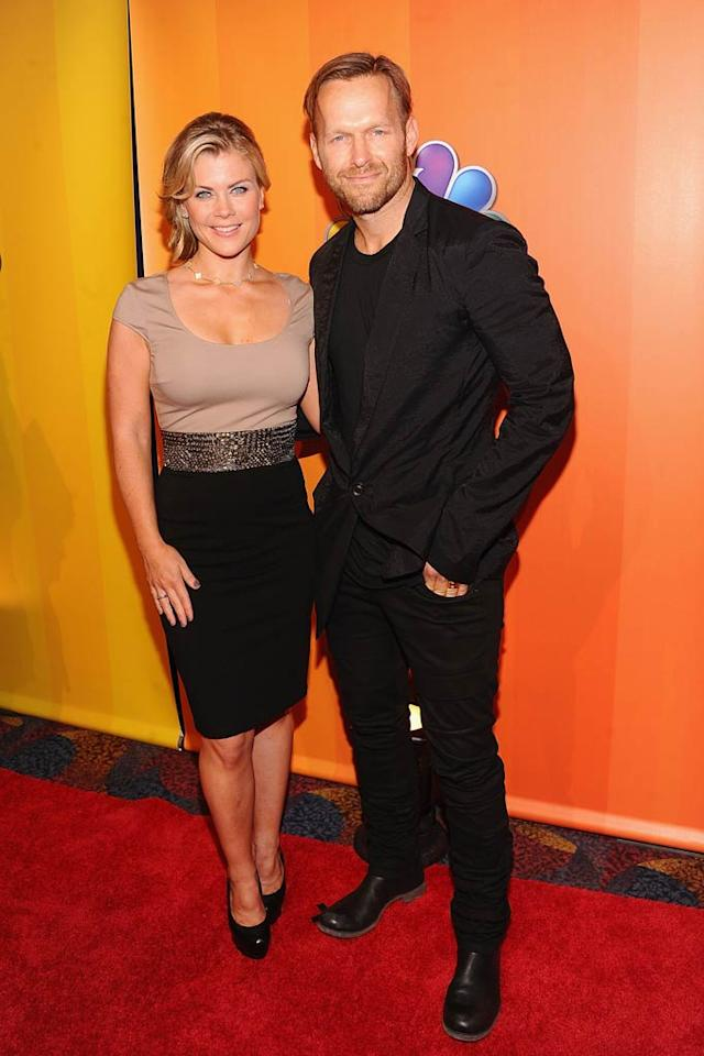 "Jillian Michaels may be out, but ""Biggest Loser"" host Alison Sweeney and trainer Bob Harper are still in ... and showed up to promote the weight-loss series. Jamie McCarthy/<a href=""http://www.wireimage.com"" target=""new"">WireImage.com</a> - May 16, 2011"