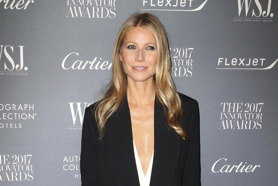 FEBRUARY 17th 2021: Actress Gwyneth Paltrow reveals that she was diagnosed with the COVID-19 coronavirus