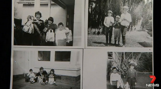 Images released by SA police as the 50th anniversary approaches of the Beaumont children's disappearance. Photo: 7 News