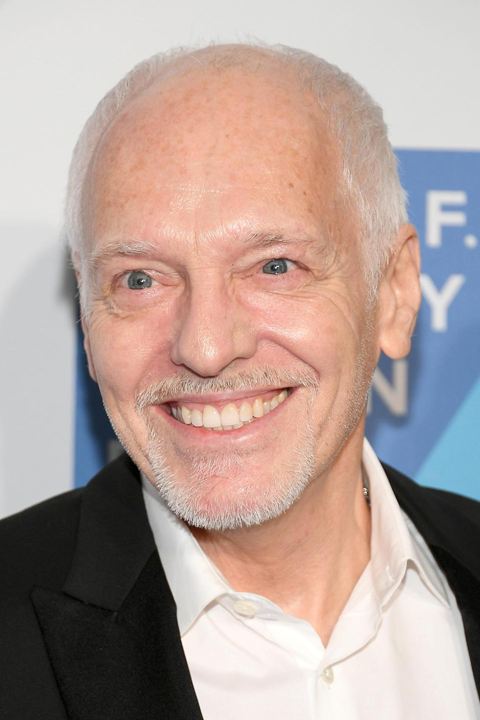 Peter Frampton arrives at the 2019 RFK Ripple of Hope Awards at New York Hilton Midtown on December 12, 2019 in New York City. (Photo by Dia Dipasupil/Getty Images)