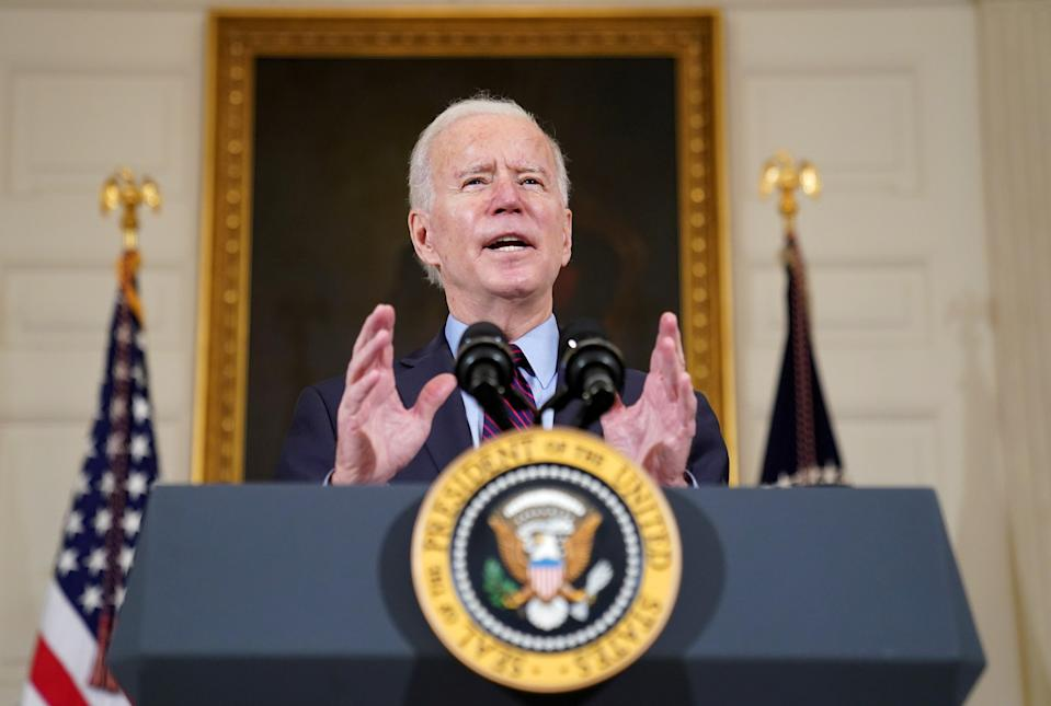 <p>Joe Biden has already reversed several decisions of the previous Trump administration</p> (Reuters)